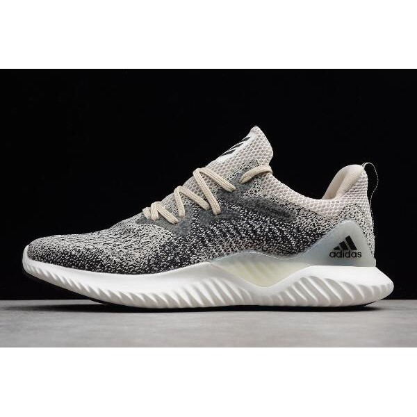 Men's 2018 Adidas AlphaBounce Beyond M Beige Black B42287