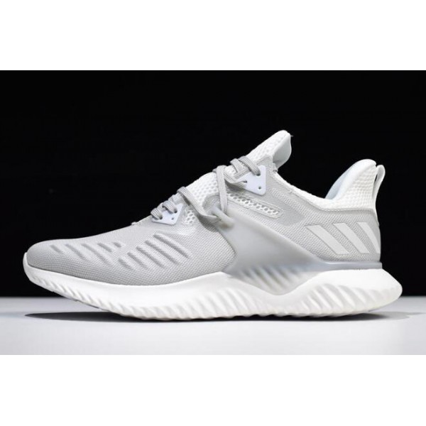 Men's Adidas AlphaBounce Beyond 2 M Grey/White BD7095