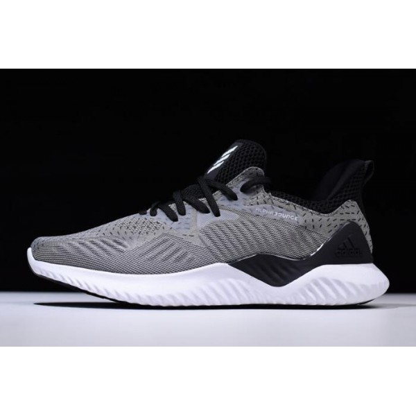 Men's Adidas AlphaBounce Beyond M White/Black Running Shoes