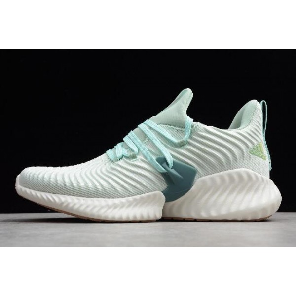 Men's Adidas AlphaBounce Instinct CC M Ash Green/Vapour Grey