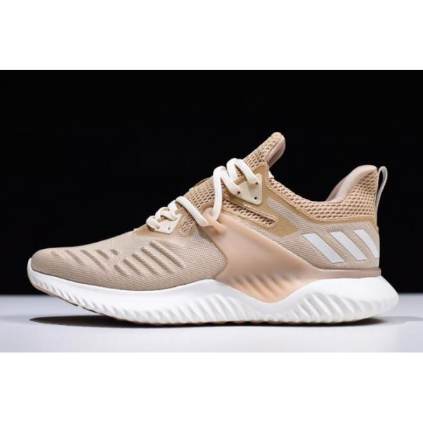 Men's Adidas Alphabounce Beyond 2 M Beige White BD7098