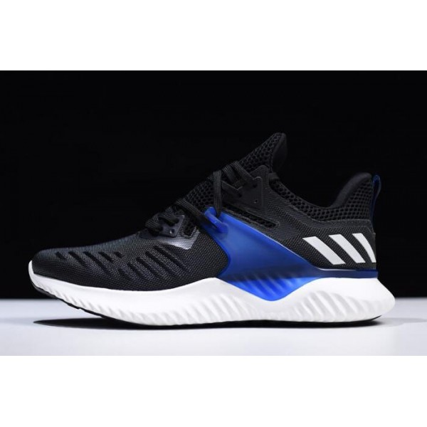 Men's Adidas Alphabounce Beyond 2 M Black/Royal Blue/White