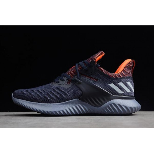 Men's Adidas Alphabounce Beyond 2 M Navy Blue/Orange