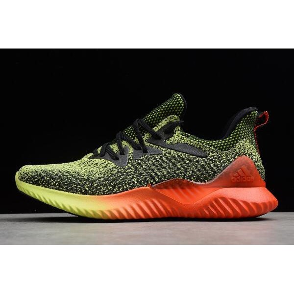 Men's Adidas Alphabounce Beyond WC Yellow/Solar Red/Black B27815