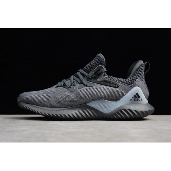 Men's Adidas AlphaBounce HPC AMS 3M Pale Grey CG4765