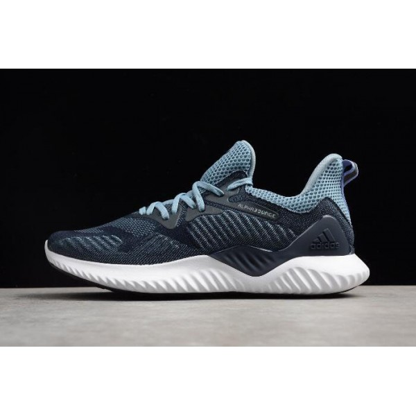 Men's Adidas Alphabounce Beyond Legend Ink/Raw Grey Running Shoes