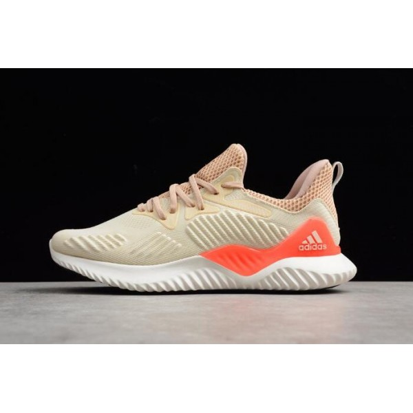 Men's Adidas Alphabounce Beyond Linen/Chalk White/Ash Pearl