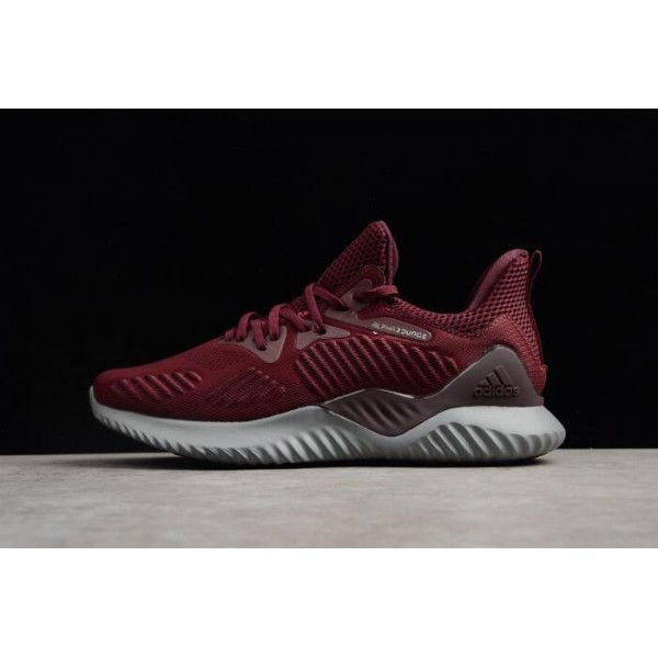 Men's Adidas Alphabounce Beyond Maroon/Mystery Red CG4761