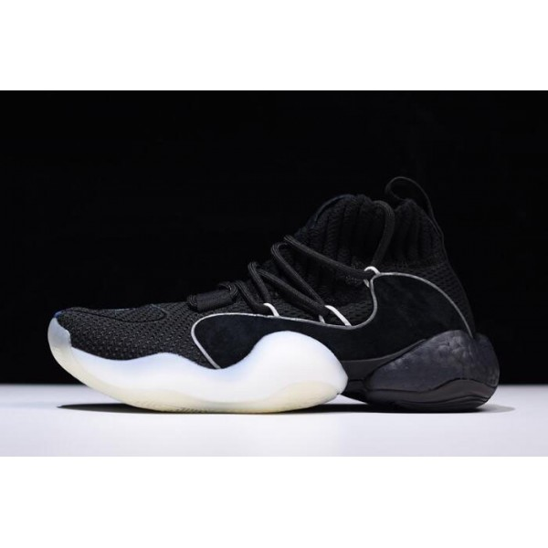 Men's Adidas Crazy Boost BYW X Black White