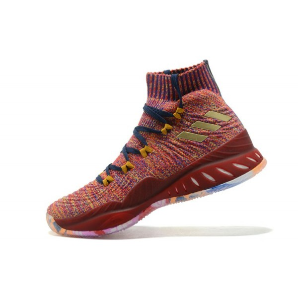 Men's Adidas SM Crazy Explosive 2017 Primeknit Vegas Multi/Color
