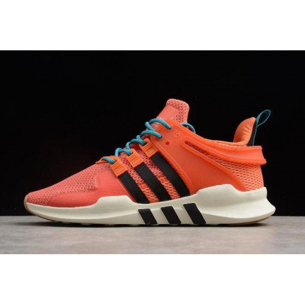 Men's 2018 Adidas EQT Support ADV Summer Trace Orange