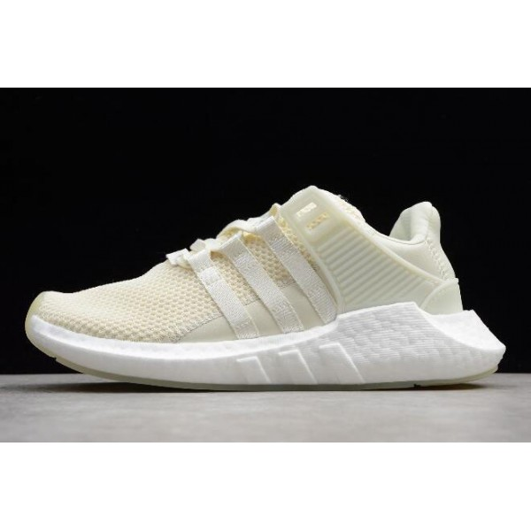 Men's Adidas Originals EQT Boost Support 93/17 Off White