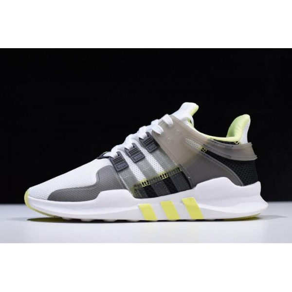 Women's Adidas EQT Support ADV Footwear White/Grey Five/Semi Frozen Yellow