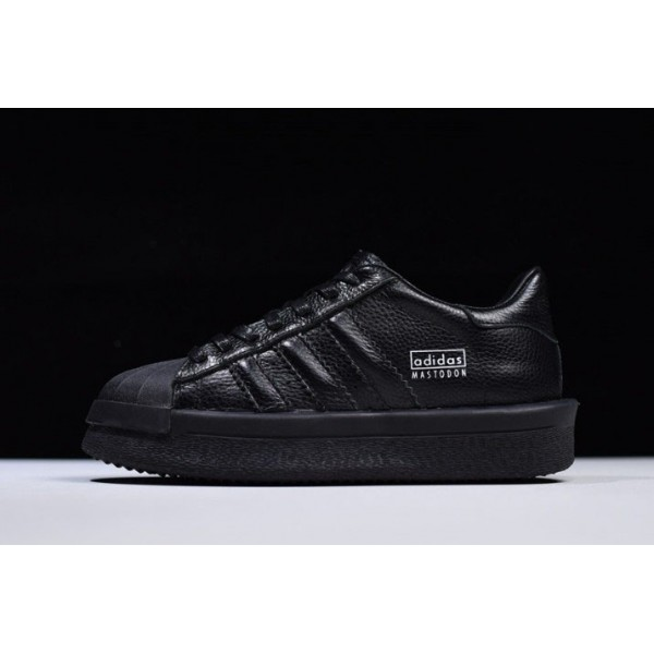 Men's/Women's Rick Owens x Adidas Mastodon Pro II Low All Black