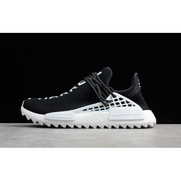 Men's 2018 Adidas Pharrell NMD Boost Human Race Trail
