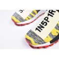 Men's/Women's Pharrell x Adidas Afro NMD Hu Core Black/Red