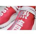 Men's/Women's Pharrell x Adidas NMD China Exclusive Passion Red/Footwear White