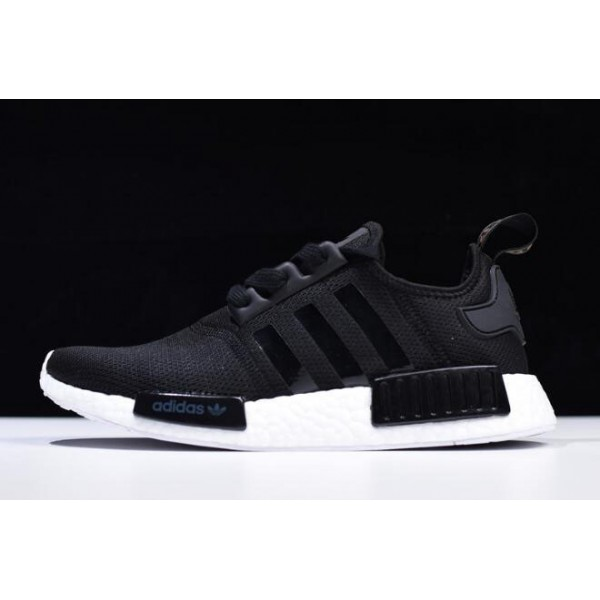 Men's/Women's Adidas NMD R1 Black/White S82269