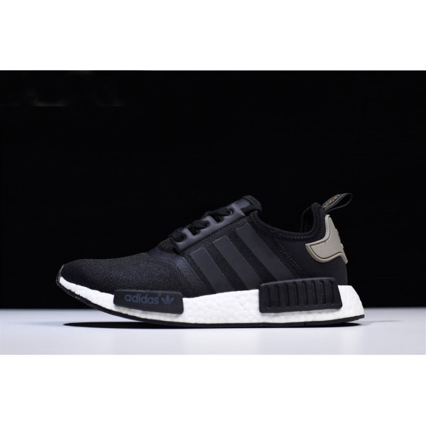 Men's/Women's Latest Adidas NMD R1 Trail Core Black/Trace Cargo