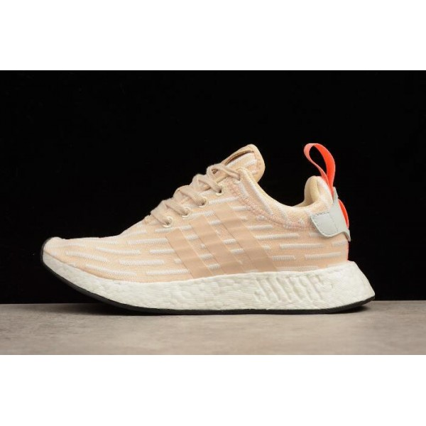 Women's Adidas Originals NMD R2 Linen/White