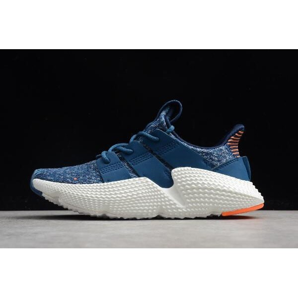 Men's/Women's Adidas Originals Prophere Night Blue/Orange/White