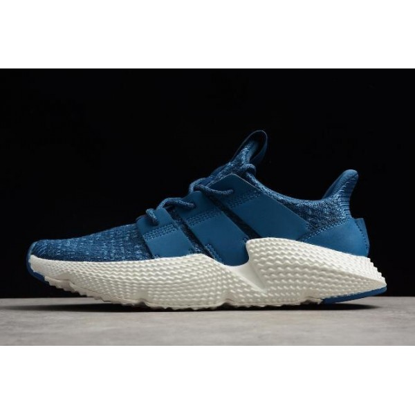 Men's/Women's Adidas Originals Prophere Real Teal/Real Teal/Running White