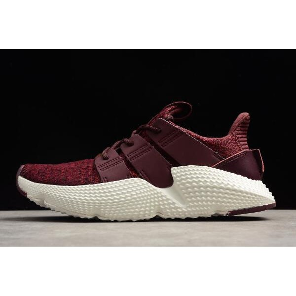 Men's/Women's Adidas Originals Prophere Red/Maroon/White