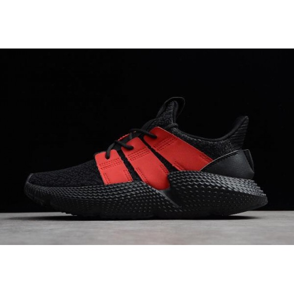 Men's/Women's Adidas Prophere Undftd Black/Carbone Red