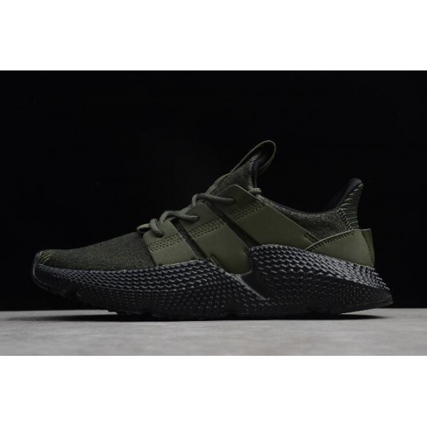 Men's Adidas Prophere Black/Olive