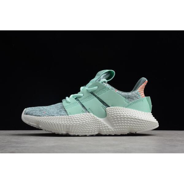 Women's Adidas Prophere Clear Mint/Solar Red/White