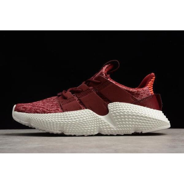 Women's Adidas Originals Prophere Maroon/Trace Maroon/White