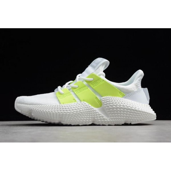 Women's Adidas Originals Prophere White/Volt/Green