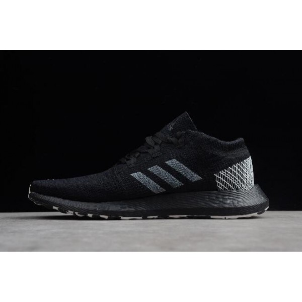 Men's/Women's Adidas Pure Boost GO Black