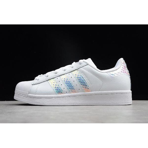 Women's Adidas Originals Superstar Iridescent Hologram 2.0 Shoes