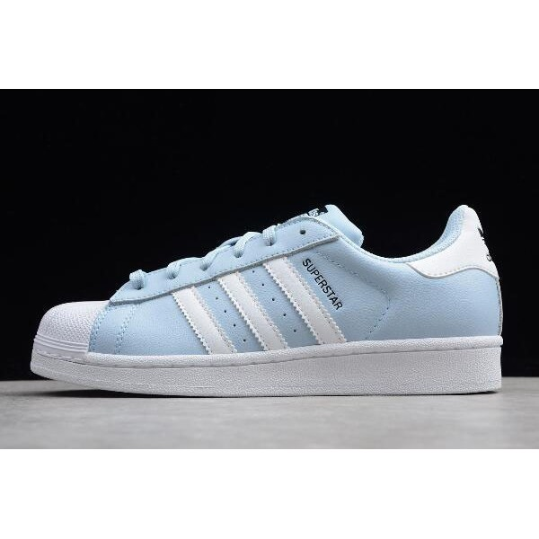 Women's Adidas Superstar Easy Blue/White