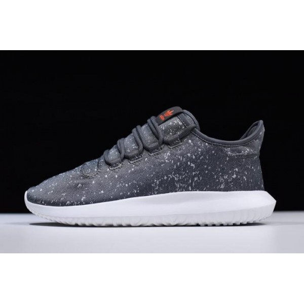 Men's Adidas Tubular Shadow Junior Grey White