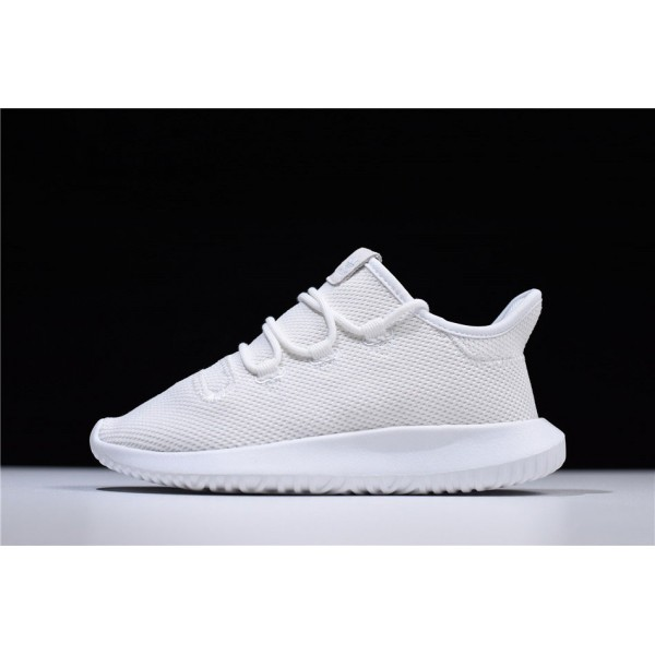 Men's/Women's Adidas Tubular Shadow Triple White
