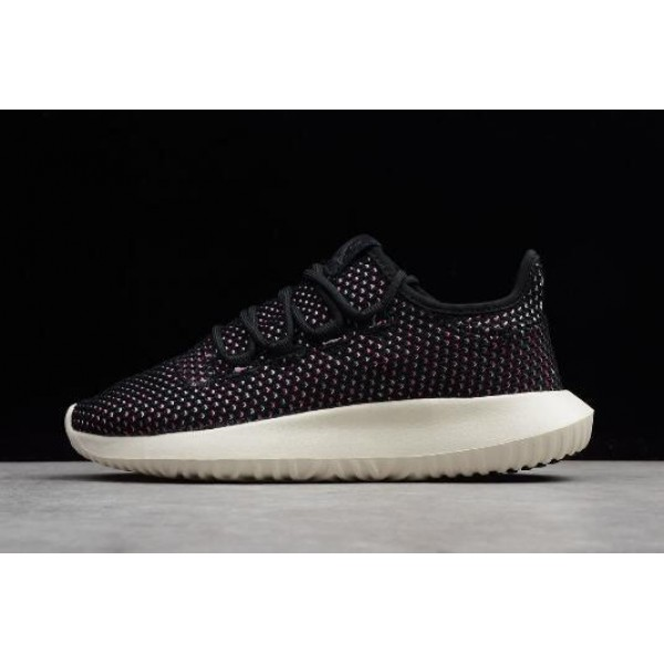 Men's/Women's New Adidas Originals Tubular Shadow CK Black/White/Pink