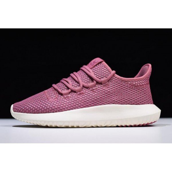Women's Adidas Tubular Shadow CK W Trace Maroon/White