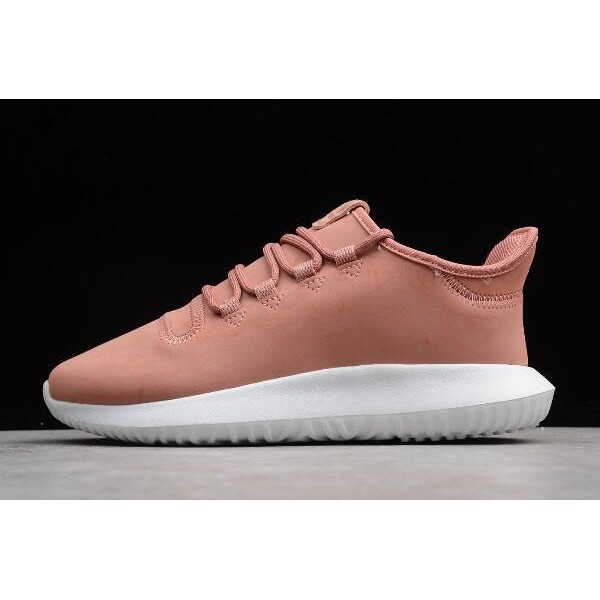 Women's Adidas Tubular Shadow W Pink/White Shoes