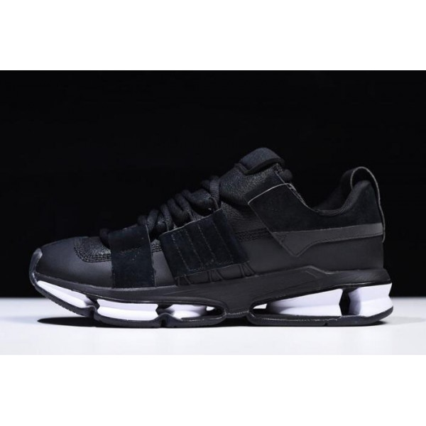 Men's/Women's Adidas Twinstrike ADV Stretch Leather Core Black