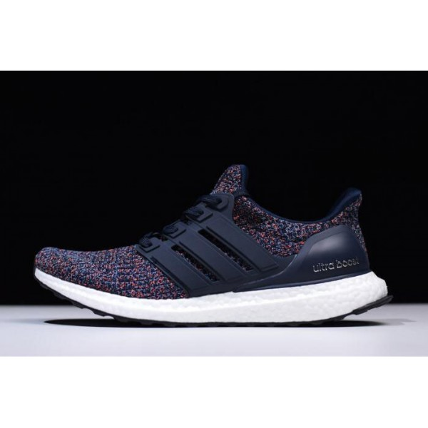 Men's/Women's Adidas Ultra Boost 4.0 Navy Multicolor Navy/Navy/Blue