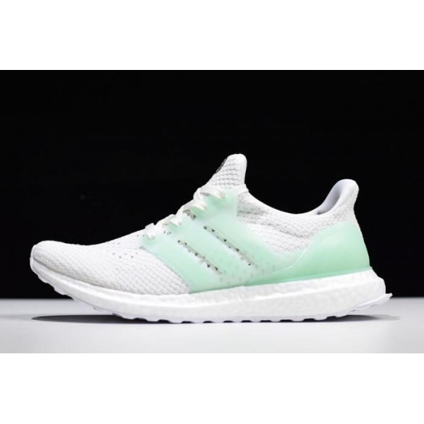 Men's Adidas Ultra Boost Tuan Yuan White Green