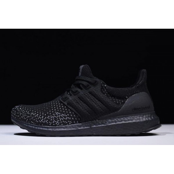 Men's Adidas Ultra Boost Clima LTD Triple Black