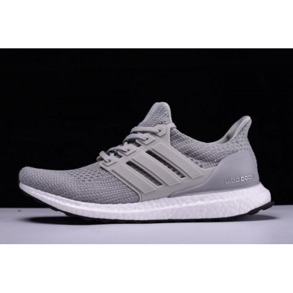 Men's/Women's New Adidas Ultra Boost 4.0 Grey Two