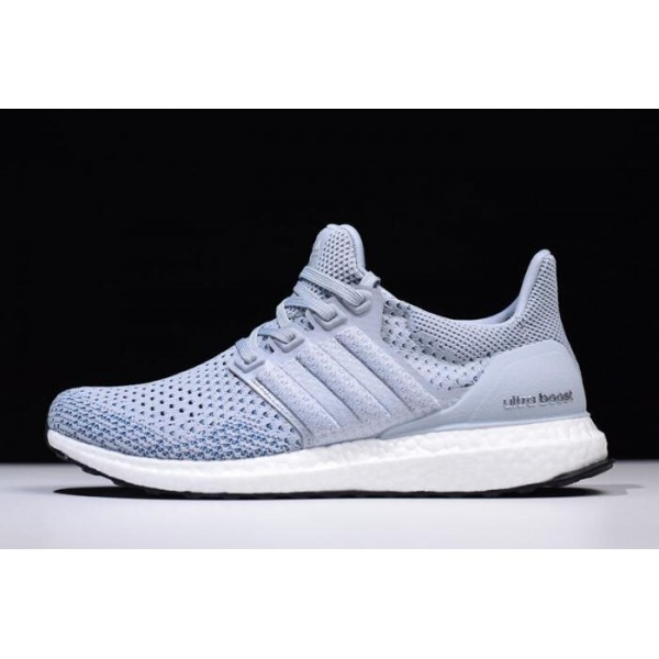 Men's/Women's New Adidas Ultra Boost Clima Grey Two/Real Teal