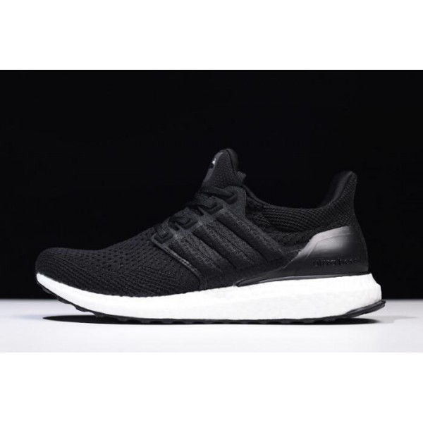 Men's/Women's New Adidas Ultra Boost UB4.0 Hollow Black White