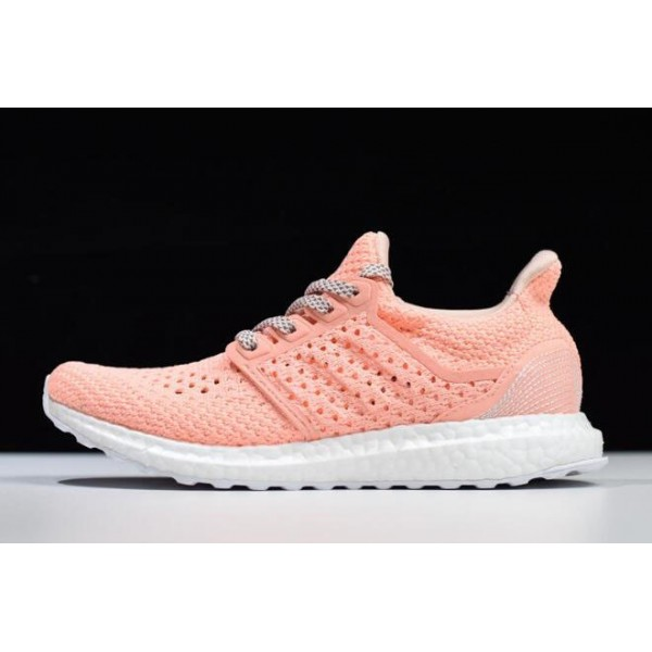 Women's Adidas Ultra Boost V/DAY UB4.0 Pink/White