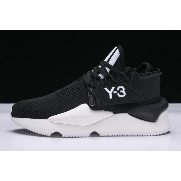 Men's/Women's Adidas Y/3 Black/White Sneaker 2018