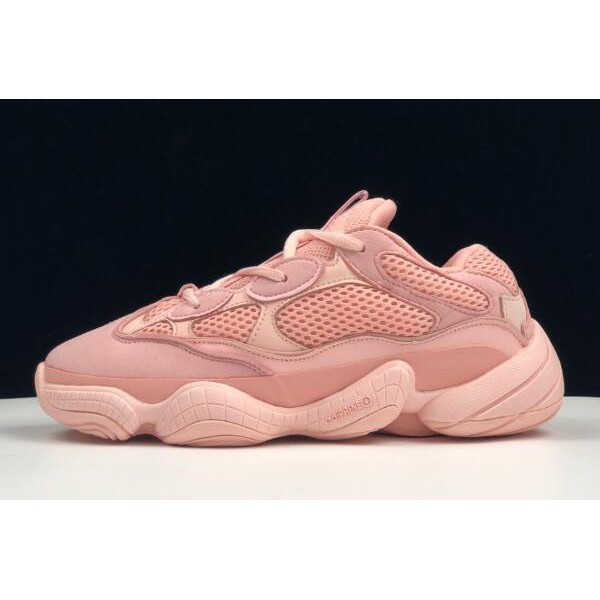 Women's Kanye West x Adidas Yeezy 500 Pink Rose